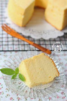 Nasi Lemak Lover: Orange Chiffon Cake 香橙戚风蛋糕