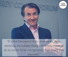 Robert Herjavec Best advice for success