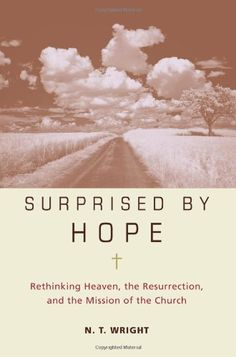 Surprised by Hope: Rethinking Heaven, the Resurrection, and the Mission of the Church by N. T. Wright http://www.amazon.com/dp/0061551821/ref=cm_sw_r_pi_dp_kjQTtb1BDZR64BGQ