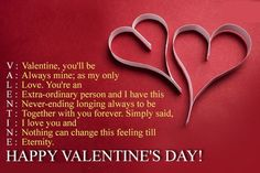 Try to get some 2020 Valentine Day Wishes, then visit to our website. we will give you valentine day wishes and short wishes and many more. Valentines Day Sayings, Valentine Wishes For Girlfriend, Happy Valentines Day Quotes For Him, Message For Girlfriend, Valentine Messages, Valentines Day Greetings, Husband Valentine, Wishes Messages, Birthday Messages
