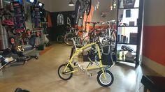 La #bicicleta Ossby en la tienda Orange bikes de Valencia. Más info en orangebikes.net