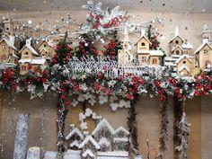 Guerrini Mauro - Shop OnLine idee creative per vetrine natalizie. Accessori per decorazioni e allestimenti all'ingrosso