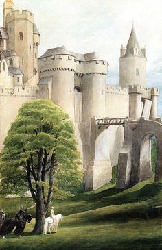 Image result for alan lee castles