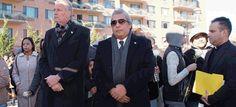 Cónsul dominicano, alcalde de Nueva York y familiares rinden homenaje victimas del vuelo 587 de AA