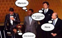 #SOCIEDAD Crean memes de Cristiano Ronaldo tras ganar Balón de Oro.  El día esperado en el futbol mundial llegó y... http://fb.me/6p3zud3MB