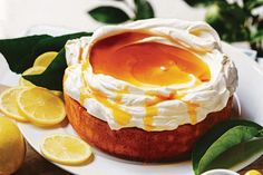 The proof is in the name, and this cake will transport you to Amalfi - lying in the sun, enjoying lemon desserts. Lemon Desserts, Lemon Recipes, Cake Recipes, Lemon Cakes, Sweet Recipes, Oregano Chicken, Lemon Chicken, Baked Chicken, Chicken Recipes