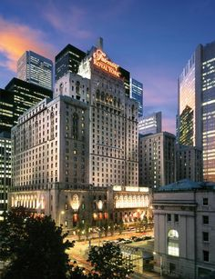 Located in the heart of the City is Toronto's landmark hotel Fairmont Royal York. Just steps away within Canada's largest metropolis you will find an exciting mix of activities and attractions that will leave you exhilarated.Truly feel like a VIP when you book with Travel with Terra and get these Exclusive Terra Perks **Continental Breakfast for two daily in EPIC Restaurant, $50 CAD Food and Beverage credit, per room, per stay & Complimentary basic WiFi.