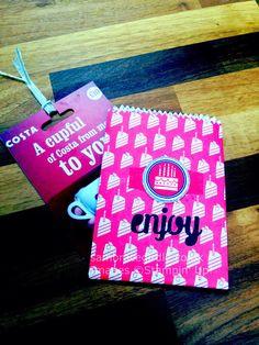 Rubberdubber!: Gift card bag