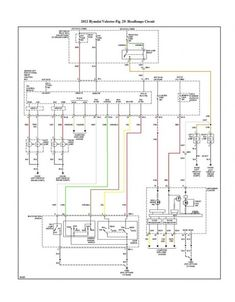 mercury marine ignition switch wiring diagram Stop Turn Tail