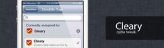 Create 'Clear' Tasks on the Fly with Cleary Cydia Tweak [iPhone]
