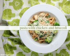 dinner irl: a pasta tip Chicken Pasta, Kitchen Hacks, Cool Kitchens, Broccoli, Dinner, Ethnic Recipes, Sweet, Easy, Tips