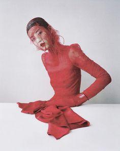 Liu Wen / Tim Walker / W Magazine March 2012