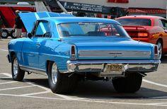 1966 Pro Street Chevy Nova SS