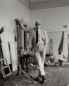 david hockney, circa 1969 • tony evans