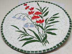Painel Decorativo em Mosaico