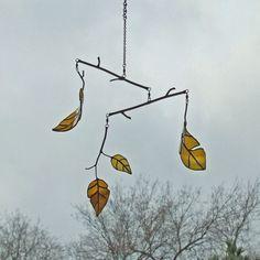 stained glass mobiles - Google Search