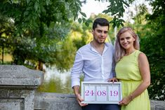 Diana & Adrian - Sedinta Save the Date Save The Date, Lily Pulitzer, Diana, Dating, Dresses, Fashion, Vestidos, Moda, Quotes
