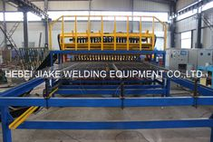Reinforcing mesh welding machine also called BRC mesh welding machine, concrete mesh welding machine, used to make steel rebar mesh, road mesh, building construction mesh etc. Concrete Mesh, Welding Machine, Outdoor Furniture, Outdoor Decor, Construction, Steel, Building, Home Decor