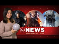 Final Fantasy XV's New Game Plus & Battlefield 1's Holiday Event - GS Da...