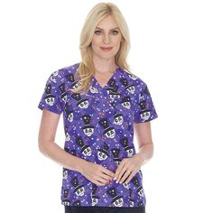 Scrubin Is Your Destination For the Lowest Prices On Nursing Scrubs, Medical Uniforms, Medical Supplies & More. Shop At Scrubin and Save On Scrubs Today! Halloween Scrubs, Halloween Ii, Black Scrubs, Tech Fleece, Medical Scrubs, Scrub Pants, Scrub Tops, Lady V, V Neck Tops