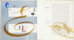 Hofrichter: »Die Satzmuster der H.Berthold AG aus den 50er Jahren sind ausgesprochen schön und sehen für die damalige Zeit typografisch sehr fortschrittlich aus. Günter Gerhard Lange hat sie damals alle selber gestaltet; ich staune noch immer, wenn ich sie sehe.«