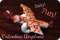 Valentine Airplane