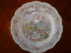 Brambly Hedge Royal Doulton The Wedding