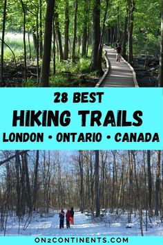 What are the best hiking trails in London, Ontario? Here is your guide to top 28 nature spots for hiking and family walks in nature in and near London, ON. Best hiking trails in London ON | Best hiking trails outside London ON | Best walking trails in London, Ontario | Where to go for a walk in London ON | Things to do in London ON | Natural attraction in London ON | SW Ontario | Parks and trails in London ON | best hiking trails | city parks | conservation areas near London ON