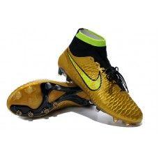 discount e9d91 e34ad Nike Magista Obra FG en oro zapatillas de fútbol baratas Futbol, Zapatillas,  Nike Fútbol