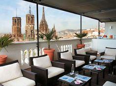 Boutique Hotel H10 Montcada | ViaggiVip Barcelona Spain Beaches, Barcelona Hotel, Cheap City Breaks, Hotels, Outdoor Furniture Sets, Outdoor Decor, Restaurant, Boutique, Patio