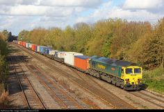RailPictures.Net Photo: 66534 Freightliner FL 66 at Oxon, United Kingdom by Wayland Smith