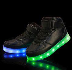 40b1064f4 27 Best LED Kids Shoes images