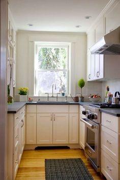 Home Design Lovers, Home Design Ideas, Interior Design Ideas: 43 Beautiful Small  Kitchen Design Ideas | Kitchen Ideals | Pinterest | Beautiful, ...