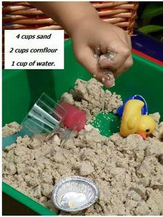 Kenetic sand