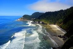 Answer 1 of I will be in Eugene for the Prefontaine Classic at the end of May. I would like to see part of the beautiful Oregon coastline. I would leave Eugene at ( a.m and want to be back in Eugene by in late afternoon. What and where along the coast. Weekend Trips, Day Trip, Cannon Beach Oregon, Ecola State Park, Pacific City, Eugene Oregon, Oregon Coast, Oregon Beaches, Beach Town