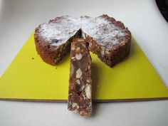 How to make the perfect panforte