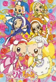 Magical Doremi Brides