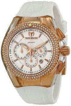 Technomarine-Cruise-Star-Chronograph-Diamond-Rose-Gold-Tone-Unisex-Watch-110055
