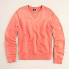 Softest sweatshirt ever- don't need a boyfriend to break this one in.