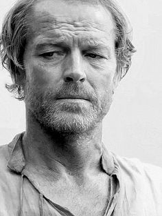 Iain Glen as Ser Jorah Mormont, S2E2, Game of Thrones