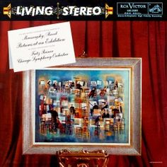 Mussorgsky+Ravel+Pictures+At+An+Exhibition+Reiner+LP+Vinil+200g+RCA+Living+Stereo+Analogue+Productions+-+Vinyl+Gourmet