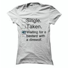 Jon Snow t shirt- Game of Thrones