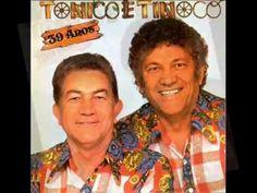 Tonico e Tinoco - Tristeza do Jeca - Chico Mineiro - Luar do Sertão olhem como eles estavam novos e que vozes harmonia perfeita.