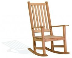 Franklin Rocking Chair - contemporary - outdoor chairs - Design Public