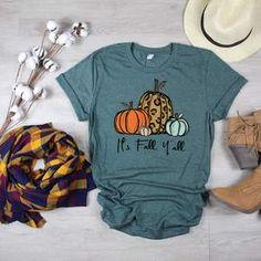 WARNING => This amazing item For Tshirt DIY Large looks completely amazing, mus… - Modern Monogram Shirts, Custom Tee Shirts, Vinyl Shirts, Graphic Shirts, Cute Shirts, Fall Shirts, T Shirt Diy, Shirt Style, Fall Outfits