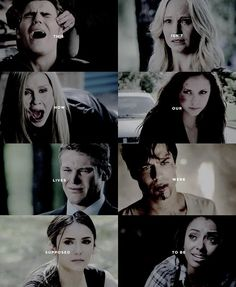 + [tvd sad moments] I have no motivation to edit like literally :(( - Q: fav…