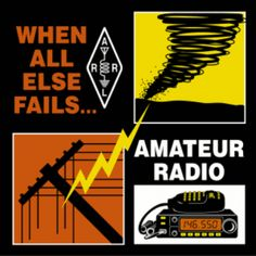 "To ""Be Prepared"" means being able to communicate with family and friends during an emergency. One way is to have an amateur ""ham"" radio, and a license to"