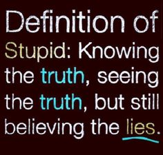 """~ """"Nothing In The World Is More Dangerous Than Sincere Ignorance And Conscientious Stupidity"""" ~ (Martin Luther King)"""