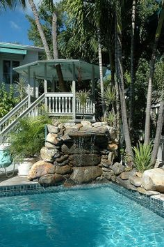 """Eden House - Key West...I think I was here when MTV was filming. Back in 1999. They kept on telling all of us, """"Act like you are having a really really good time!"""""""