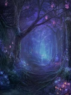 The legend of crypt Fantasy Art Landscapes, Fantasy Landscape, Landscape Art, Forest Landscape, Mystical Forest, Fantasy Forest, Magic Forest, Forest Art, Dark Forest